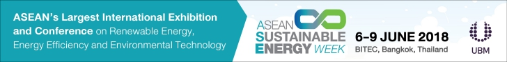 ASEAN Sustainable Energy Week - 6/9/2018